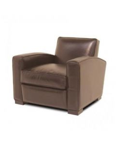 Bonn Leather Club Chair