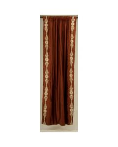 DH Alhambra Drapes Color : Cream